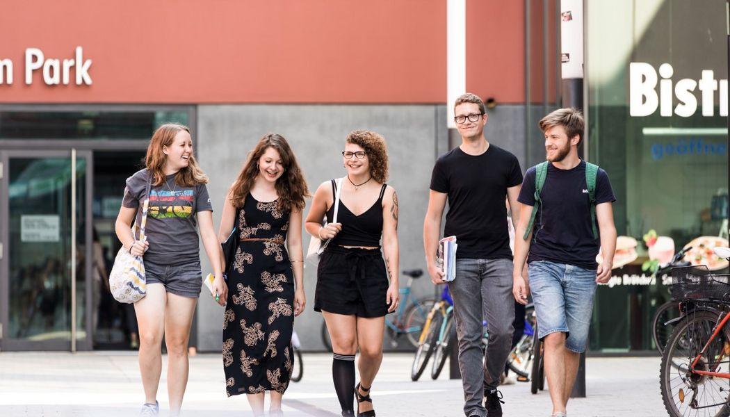 HTWK Leipzig ǀ Studieren mit Kind