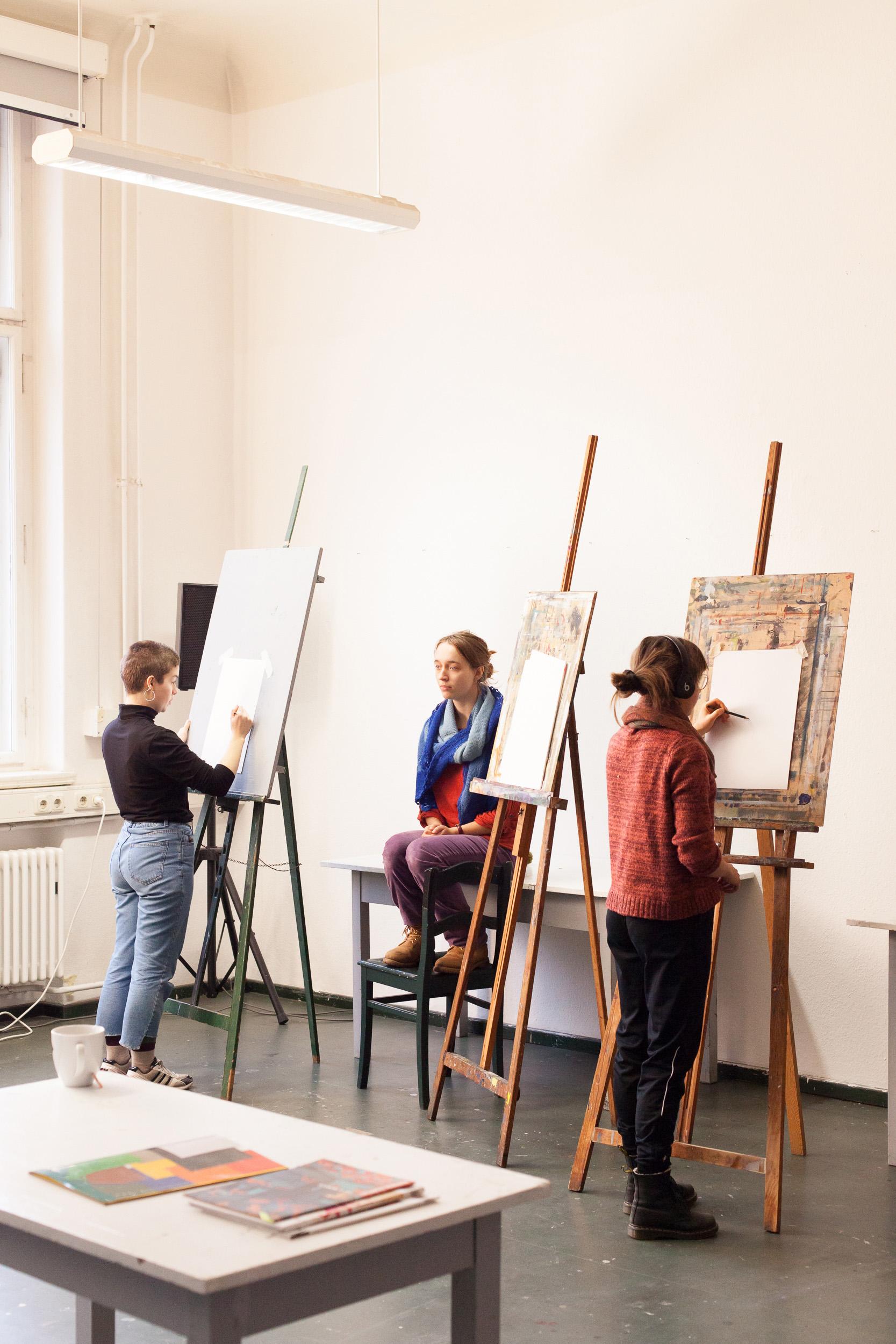 Kunstpädagogik Studieren